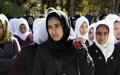 Afghan girls' right to education spotlighted in UN-backed events
