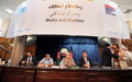 Gathering of Afghan journalists in Kabul concludes with pledge to cover 2014 polls responsibly