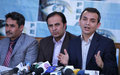 Afghan poll observer group calls for transparency in vote tallying and complaints adjudication